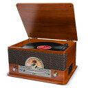 ION Superior LP【送料無料】アナログレコードやカセットテープを再生可能なオールインワンミュージックプレーヤー