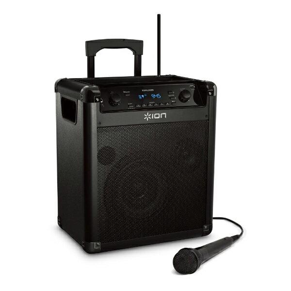 【お取り寄せ】ION EXPLORER【送料無料】Bluetooth機能搭載充電池内蔵ポータブル・スピーカー・システム