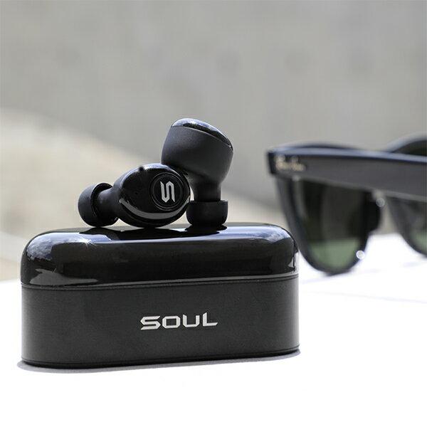 【送料無料!】Soul(ソウル) SOUL ST-XS 完全ワイヤレスイヤホン【SL-2001】Bluetooth ワイヤレス イヤホン イヤフォン