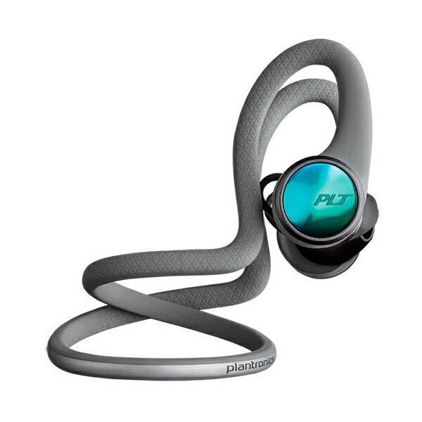 Bluetooth ワイヤレス イヤホン Plantronics プラントロニクス BackBeat FIT 2100 グレー 【1年保証】【送料無料】