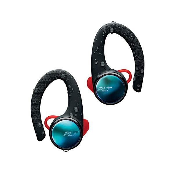 Bluetooth 完全ワイヤレス イヤホン Plantronics プラントロニクス BackBeat FIT 3100 ブラック 【1年保証】 【送料無料】