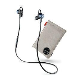 Bluetooth ワイヤレス イヤホン Plantronics プラントロニクス BackBeat Go3 充電ケース付 コバルトブラック【送料無料】 【1年保証】