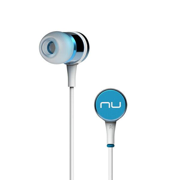 NuForce ニューフォース NE-Pi Blue ブルー 【NEPI-EP-BL】 リモコンマイク付き カナル型 イヤホン イヤフォン 【1年保証】 【送料無料】