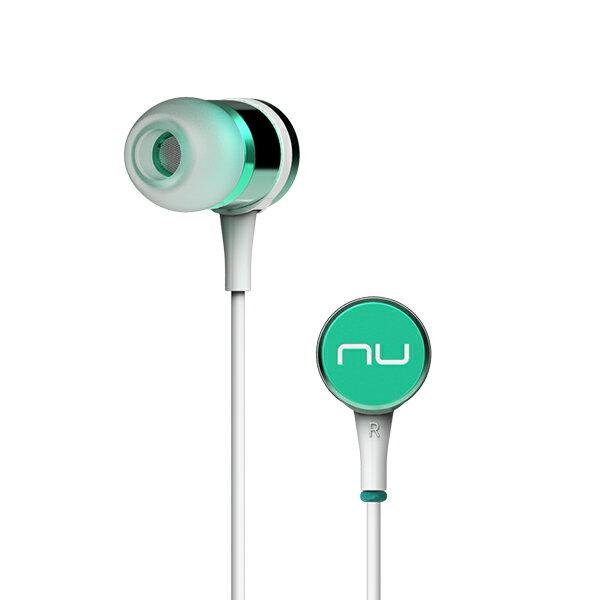 NuForce ニューフォース NE-Pi Green グリーン 【NEPI-EP-GR】 リモコンマイク付き カナル型 イヤホン イヤフォン 【1年保証】 【送料無料】
