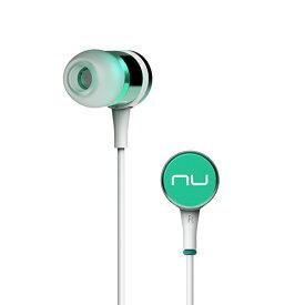 NuForce ニューフォース NE-Pi Green グリーン 【NEPI-EP-GR】 リモコンマイク付き カナル型 イヤホン イヤフォン ギフト プレゼント 【1年保証】【送料無料】