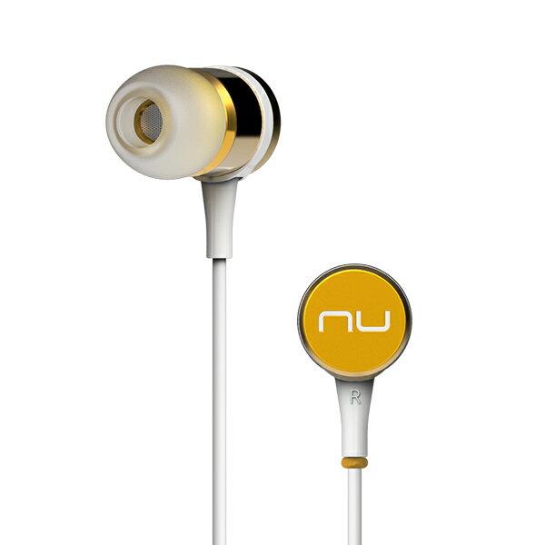NuForce ニューフォース NE-Pi Yellow イエロー 【NEPI-EP-YE】 リモコンマイク付き カナル型 イヤホン イヤフォン 【1年保証】 【送料無料】