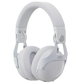 (新製品) KORG NC-Q1 WH ヘッドホン DJモデル ノイズキャンセリング ANC Bluetooth ワイヤレス イコライザー ハイレゾ対応 【送料無料】