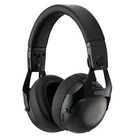 (新製品) KORG NC-Q1 BK ヘッドホン DJモデル ノイズキャンセリング ANC Bluetooth ワイヤレス イコライザー ハイレゾ対応 【送料無料】