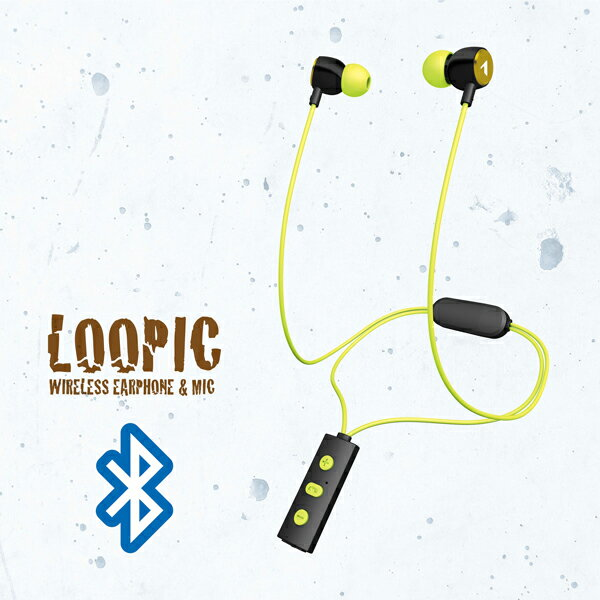 ALPEX アルペックス BTN-A2500YE【イエロー】Bluetooth ブルートゥース ワイヤレス イヤホン 【1年保証】