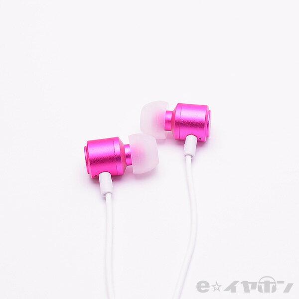 かわいい イヤホン ALPEX アルペックス HSE-A1000R PK 【ピンク】 カナル型 イヤホン 【1年保証】