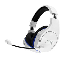 Kingston HyperX Cloud Stinger Core Wireless Gaming Headset White 【HHSS1C-KB-WT/G】 キングストン ゲーミングヘッドセット ワイヤレス ヘッドホン ヘッドセット マイク付き PC PS4 Xbox 【送料無料】