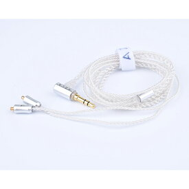 AZLA アズラ ORTA Silver Plated Cable 3.5mm 【AZL-ORTA-CABLE-3.5-SLV】 イヤホンケーブル 【送料無料】