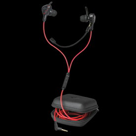 ゲーミングヘッドセット TRUST トラストゲーミング GXT 408 Cobra Multiplatform Gaming Earphones 【1年保証】【送料無料】