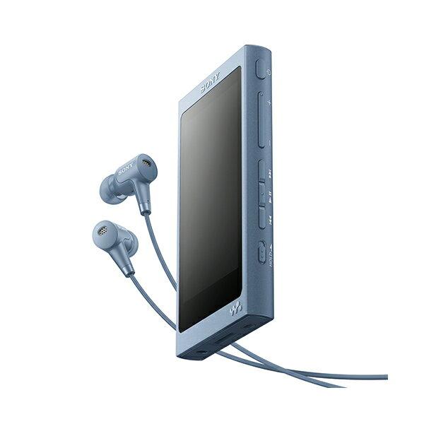 【新製品】SONY(ソニー) NW-A45HN LM ムーンリットブルー【送料無料】ウォークマン Aシリーズ 16GB