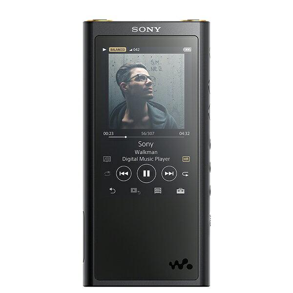 【ポイント5倍】 SONY ソニー NW-ZX300 BM ブラック ウォークマン ZXシリーズ 64GB 本体 【送料無料】