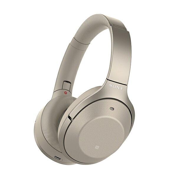 SONY(ソニー) WH-1000XM2 NM シャンパンゴールド【送料無料】 ノイズキャンセリング機能搭載 Bluetooth ワイヤレス ヘッドホン ノイキャン ブルートゥース ヘッドフォン