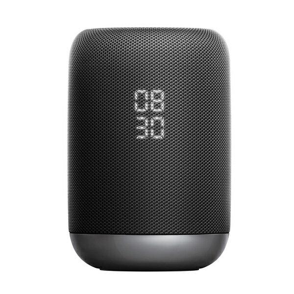SONY(ソニー) LF-S50G BC ブラック 防水Bluetooth ブルートゥースワイヤレススピーカー【送料無料】 Googleアシスタント対応 スマートスピーカー AIスピーカー