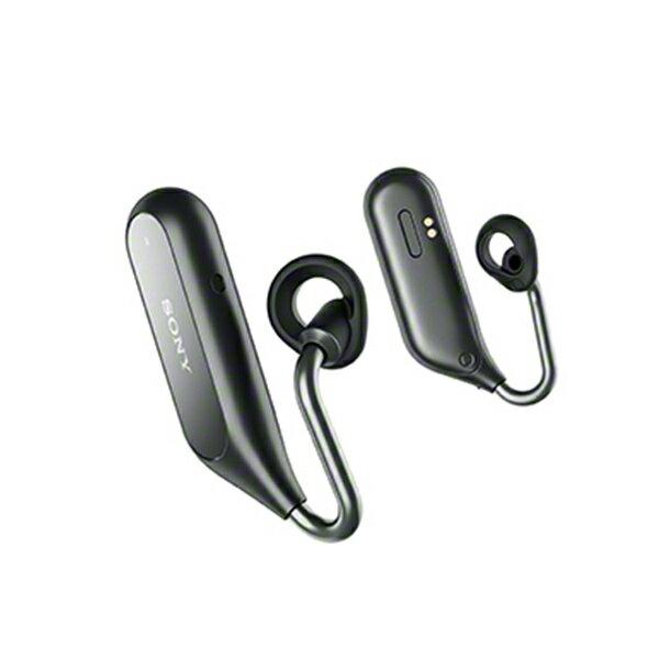 【新製品】 完全ワイヤレス ヘッドセット SONY ソニー Xperia Ear Duo ブラック 【XEA20JP B】 【送料無料】 フルワイヤレス 両耳 通話 左右分離型 Bluetooth イヤホン