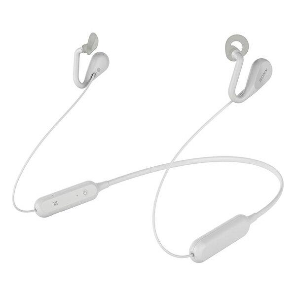 【ご予約受付中】 SONY ソニー SBH82DJP H 【グレー】 外部の音が聞こえる スマホ対応 リモコン マイク付き ながら聞き ワイヤレス イヤホン Bluetooth イヤフォン 【1年保証】 【送料無料】【6月8日発売予定】