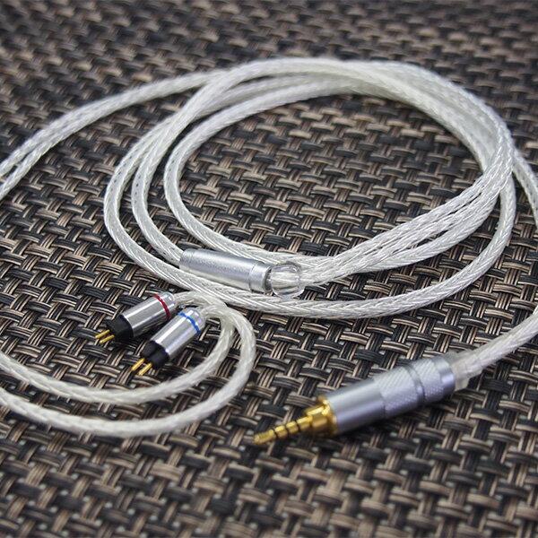 【ご予約受付中】SoundsGood WhiteSnake【WS-TB 2Pin-2.5mm】【送料無料】【11月18日発売予定】