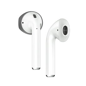 elago エラゴ Secure Fit for AirPods (Dark Gray/White) 【EL_APDCSSCSF_DW】