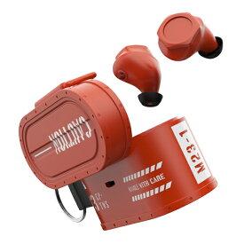 完全ワイヤレス イヤホン The COOPIDEA クープアイディア CARGO オレンジ 【CI-0023】 Bluetooth ワイヤレス イヤフォン 【送料無料】 【1年保証】