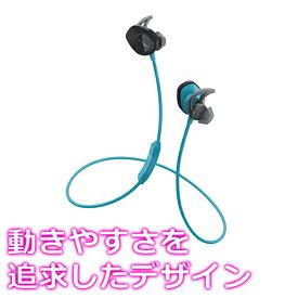 Bluetooth ワイヤレス イヤホン Bose ボーズ SoundSport wireless AQA アクア スポーツ向け ランニング 【送料無料】 【1年保証】