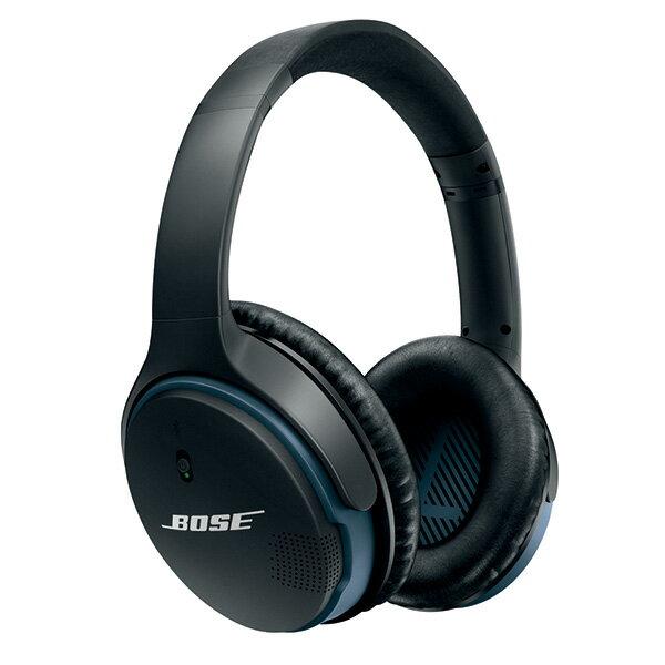 Bluetooth ブルートゥースワイヤレスヘッドホン BOSE(ボーズ) SoundLinkAE II BK(ブラック) アラウンドイヤーヘッドホン(ヘッドフォン)【送料無料】
