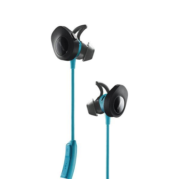【ポイント5倍】 Bluetooth ブルートゥース ワイヤレス イヤホン Bose ボーズ SoundSport wireless AQA アクア スポーツ向け ランニング 【送料無料】