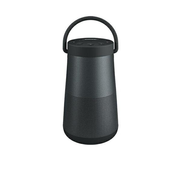 防滴 Bluetooth ブルートゥース ワイヤレス スピーカー Bose(ボーズ) SoundLink Revolve+ トリプルブラック 【送料無料】