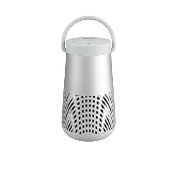 防滴 Bluetooth ブルートゥース ワイヤレス スピーカー Bose(ボーズ) SoundLink Revolve+ ラックスグレー 【送料無料】
