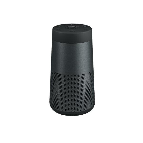 防滴 Bluetooth スピーカー Bose ボーズ SoundLink Revolve トリプルブラック 【送料無料】