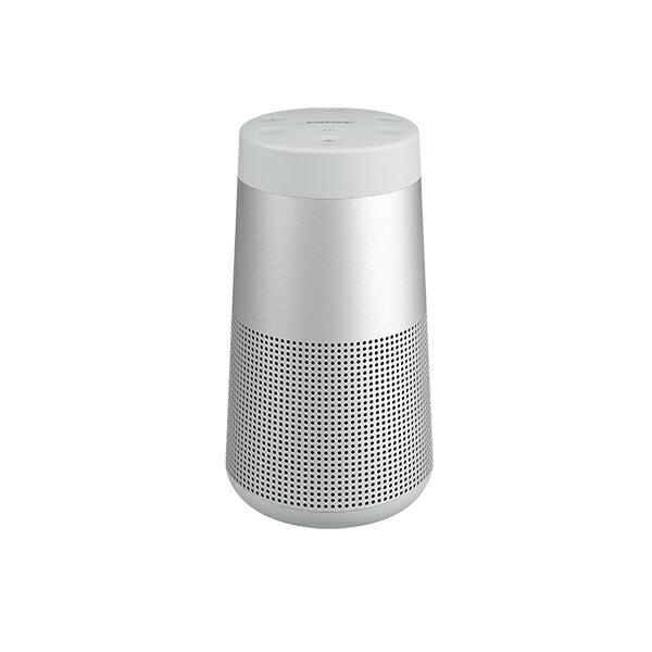 防滴 Bluetooth ブルートゥース ワイヤレス スピーカー Bose(ボーズ) SoundLink Revolve ラックスグレー 【送料無料】