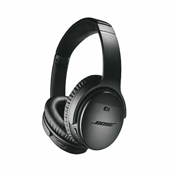 【ポイント5倍】 BOSE ボーズ QuietComfort35 wireless II BLK 【送料無料】 Bluetooth ブルートゥース ワイヤレス ノイズキャンセリング ヘッドホン 【1年保証】