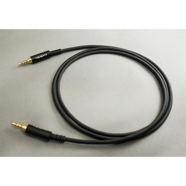 OPPO オッポ 6N-OFC Balanced Headphone Cable【OPP-35BHC-1】【PM-3 HA-2接続用バランスケーブル】【送料無料】