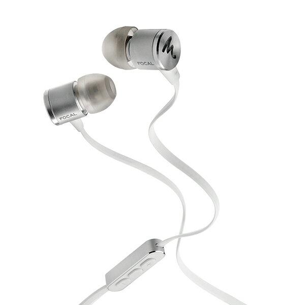 FOCAL(フォーカル) Spark Silver 【FCL-SPK-S】 高音質 イヤホン / カナル型 イヤホン イヤフォン