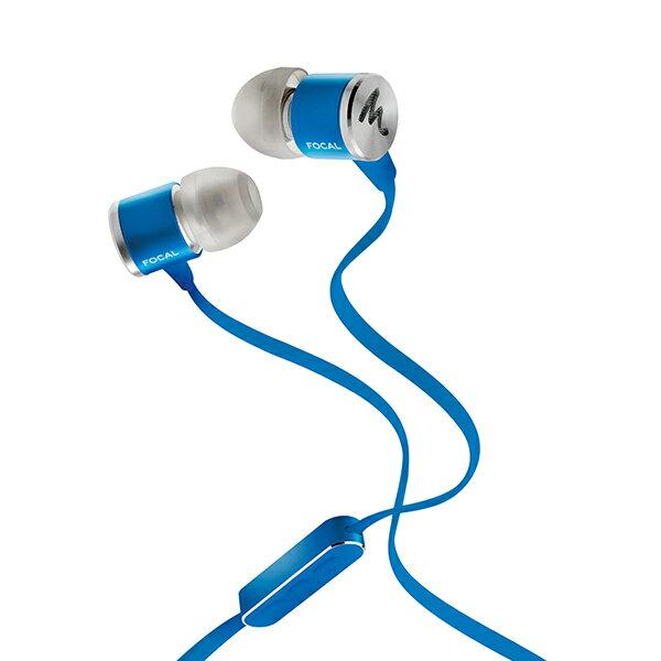 FOCAL(フォーカル) Spark Cobalt Blue 【FCL-SPK-CB】 高音質 イヤホン / カナル型 イヤホン イヤフォン