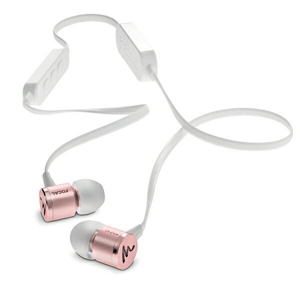 FOCAL(フォーカル) Spark Wireless Rose Gold 【FCL-SPW-RG】 高音質 Bluetooth ブルートゥース ワイヤレス イヤホン / カナル型 イヤホン イヤフォン