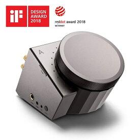 Astell&Kern アステルアンドケルン ACRO L1000 Gun Metal 【送料無料(代引き不可)】 高音質 デスクトップ型 ヘッドホンアンプ 【1年保証】