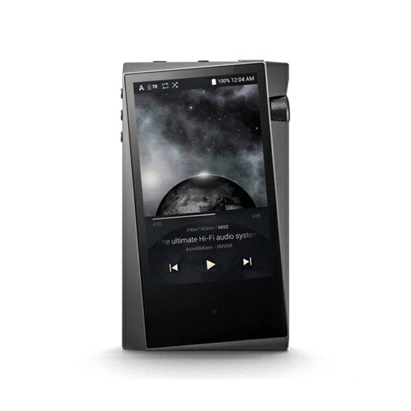【新製品】 IRIVER アイリバー Astell&Kern A&norma SR15 Dark Gray 【AK-SR15-DG】 ハイレゾ音源対応高音質デジタルオーディオプレーヤー【送料無料(代引き不可)