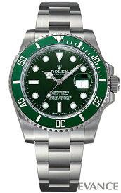ロレックス サブマリーナデイト 116610LV グリーン メンズ ROLEX 【新品】【腕時計】 エバンス
