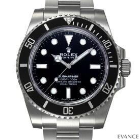 【新品】 ロレックス サブマリーナ 114060 ブラック メンズ 【腕時計】