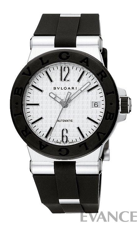 【送料無料】【BVLGARI】 ブルガリ ディアゴノ ラバー DG35C6SVD 【エバンス 楽天市場店】