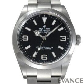【新品】 ロレックス エクスプローラーI 124270 メンズ 【腕時計】