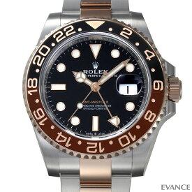 ロレックス GMTマスターII 126711CHNR 黒茶ベゼル メンズ ROLEX 【新品】【腕時計】 エバンス