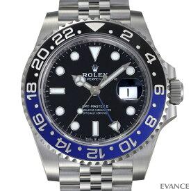【新品】 ロレックス GMTマスターII 126710BLNR 青黒ベゼル メンズ 【腕時計】
