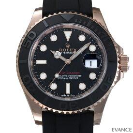ロレックス ヨットマスター40 126655 ブラック メンズ ROLEX 【新品】【腕時計】 エバンス