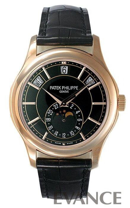 low priced 2ab96 0c886 パテックフィリップ コンプリケーション アニュアルカレンダー 5205R-010 PATEK PHILIPPE ...