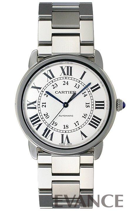 カルティエ ロンド ソロ ドゥ カルティエ LM WSRN0012 CARTIER 【新品】【腕時計】