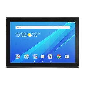 マラソン期間 エントリーでポイント最大7倍 新品 タブレット ★ Lenovo TAB4 10 ZA2K0080JP スレートブラック 10.1インチ IPS 4コア WXGA 無線LAN LTE nanoSIM Android 7.1 【Qualcomm MSM8917/2GB/16GB】